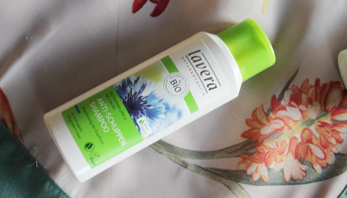 Shampoo Lavera-Shampoo Anti-Forfora Fiordaliso & Salvia