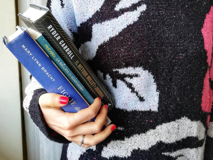 Libri letti - gennaio e febbraio 2019